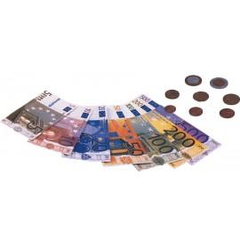 Cartera Euro con 28 billetes y 80 monedas